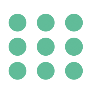 masking spots dots discs tabs