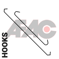 Powder Coating Hooks