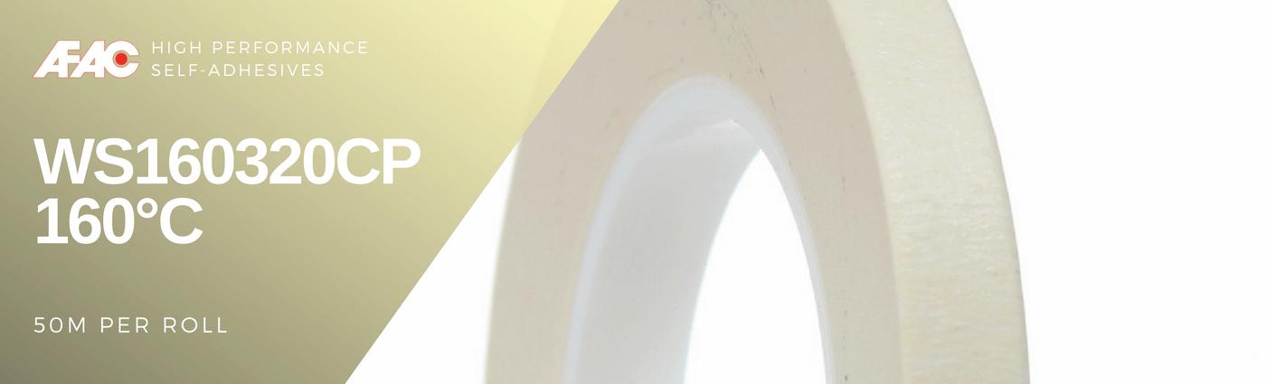 160°C Crepe Masking Tape