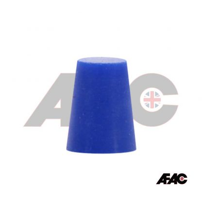 19mm 20mm 21mm 22mm 23mm Tapered Plug Silicone 18mm - 24mm x 30mm | 063-18.0-BL