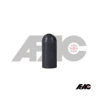 M12 Silicone Cap 25mm Long | 074A-11.90-25GY