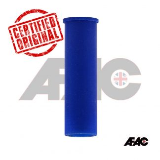 M16 Flat Top Silicone Cap | 074F-15.50-67 | Blue | 67mm Long