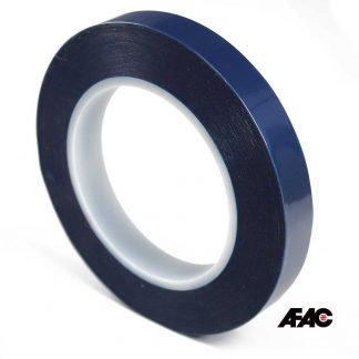 Blue Polyester Masking Tape Powder Coating