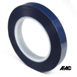 Blue Polyester Masking Tape Powder Coating