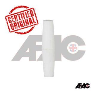 M8 Silicone Rubber Plug White 093-006