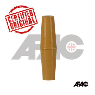 M10 Silicone Rubber Plug Brown 093-008