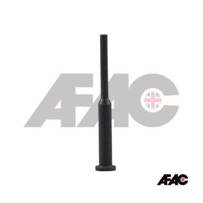 Weldnut Plug | Silicone Rubber | Bakewell Nutter Plug | NTR-05.54-25BK
